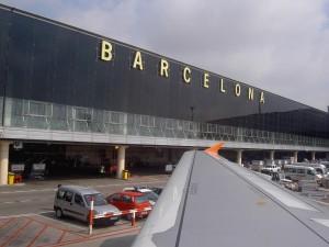 Vliegveld Barcelona
